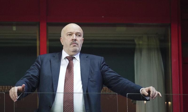 Анатолий Мещеряков: «С Семиным нам бы также никто не гарантировал второго места»