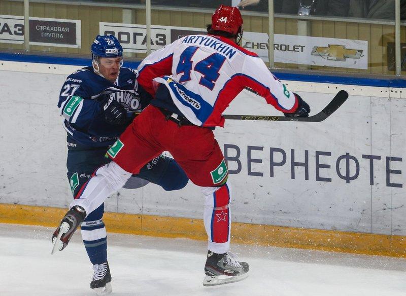 Евгений Артюхин: «Могу еще быть полезным в КХЛ.  Главное, чтобы клубы не смотрели в паспорт»