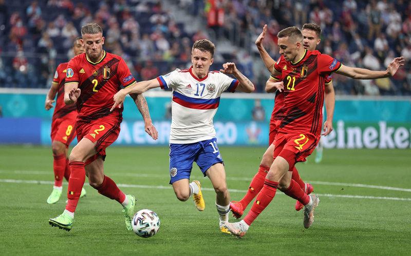 Головин – образ сборной на этом Евро