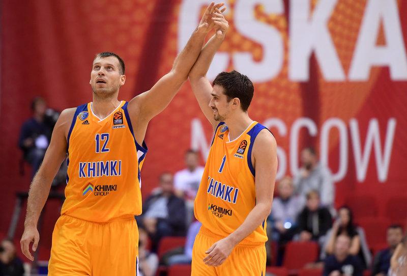 «Жальгирис» прервал победную серию ЦСКА вЕвролиге