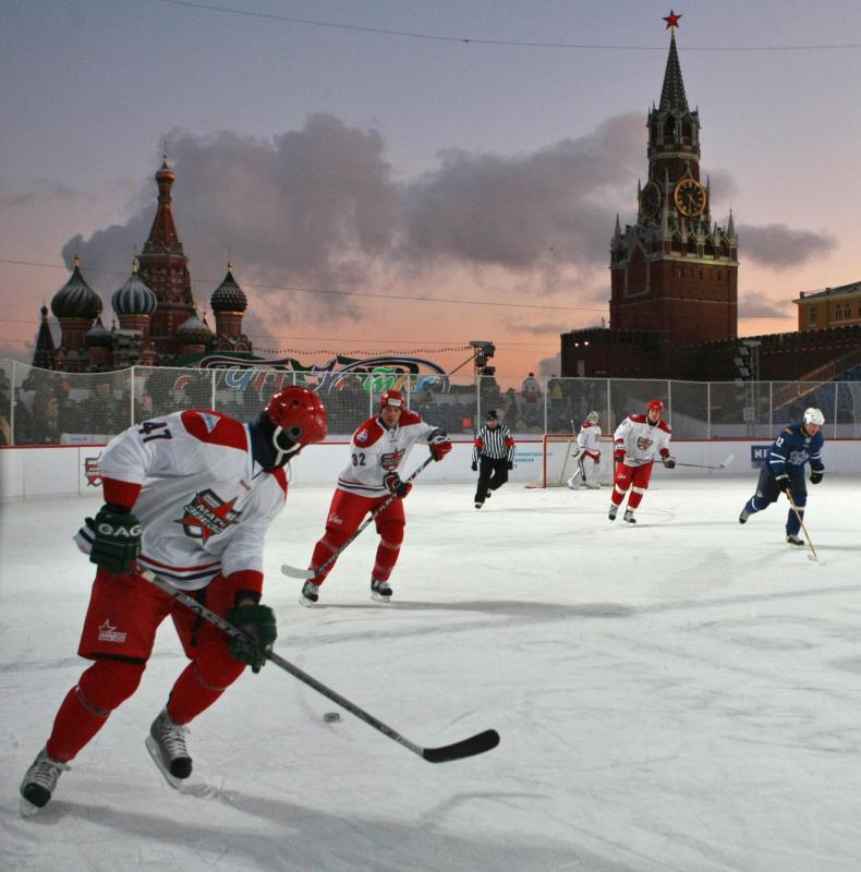5 огненных историй с Матчей звезд российского хоккея