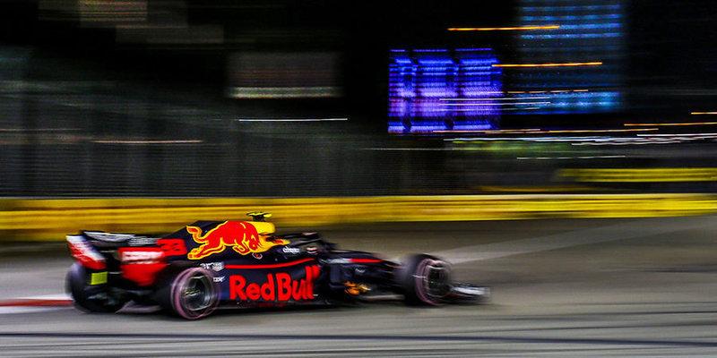 Формула-1. Гран-при Сингапура Гонка 22.09.19 прямая трансляция