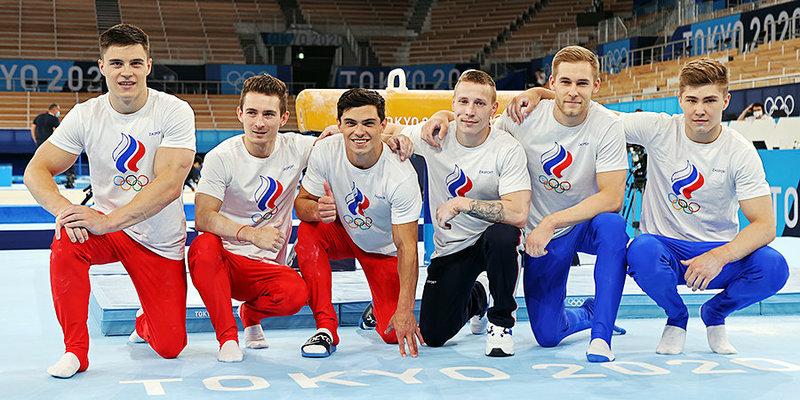 Мужская сборная России впервые с 1996 года выиграла командное многоборье в спортивной гимнастике на ОИ. Мы этого не забудем