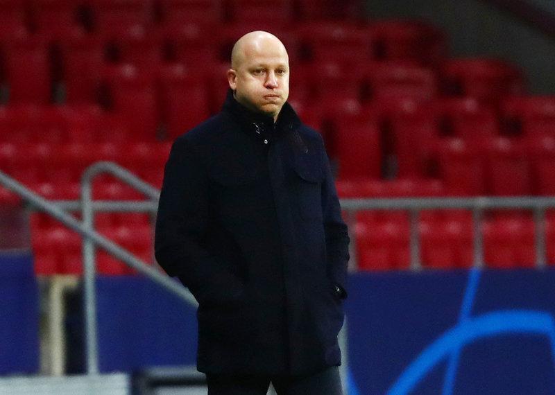 «Локомотив» уже четвёртый, хотя из зимы выходил восьмым, но главное даже не это