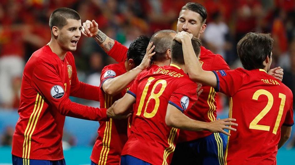 отборочный матч чемпионата мира 2018 испания италия