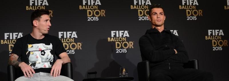 «Роналду против Месси» – это глянцевая обложка. Я на нее не куплюсь». Георгий Черданцев – о лучших футболистах мира