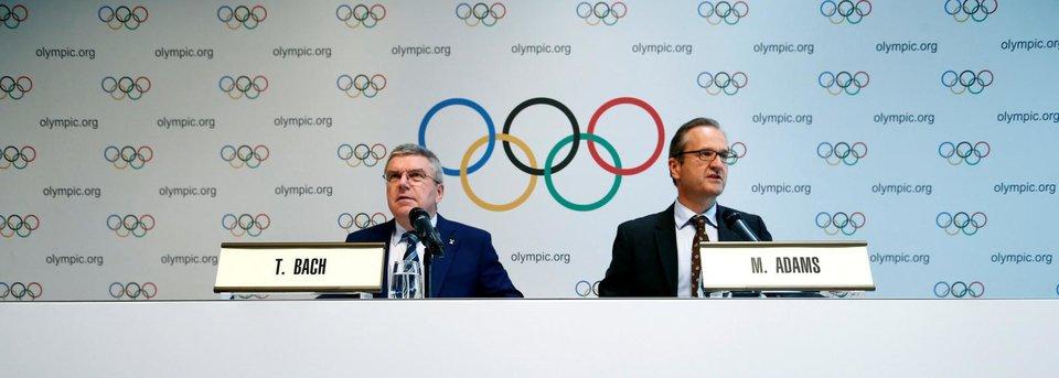 МОК поддержал решение IAAF не допускать российских легкоатлетов к участию в Олимпиаде. Онлайн