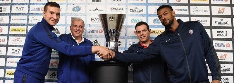 «Мы с Обрадовичем провели 15 минут в душе. Только не фантазируйте». 10 причин, почему ЦСКА станет чемпионом Евролиги