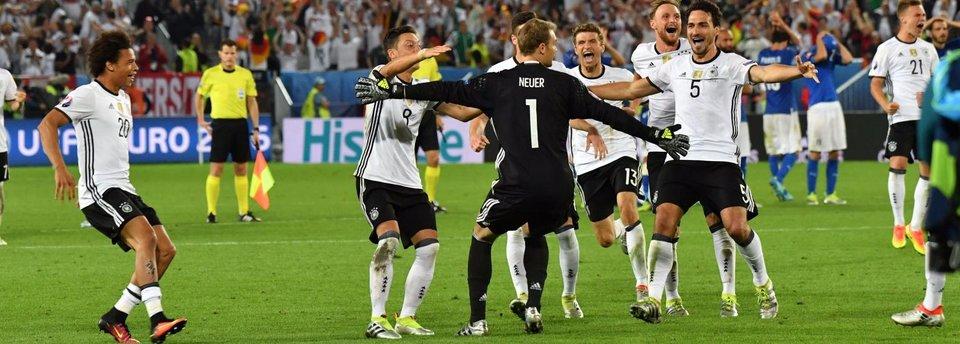 «Нечто подобное я пережил в матче с Аргентиной в 2006-м». Германия в полуфинале