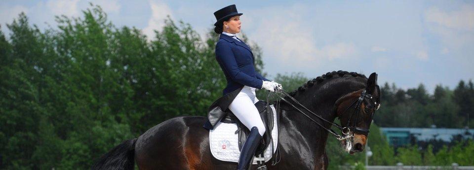 «В большой спорт меня вывел конь, который был списан на бойню». История лучшей всадницы России