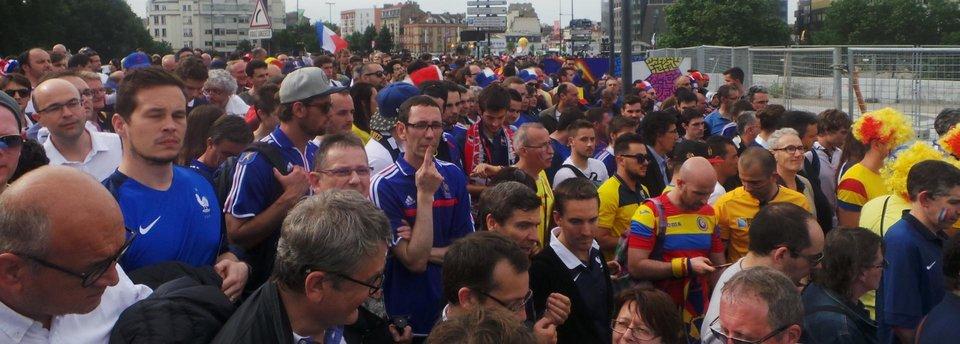 «Под запрет попали зонтики и палки для селфи». Как охраняли матч открытия Евро