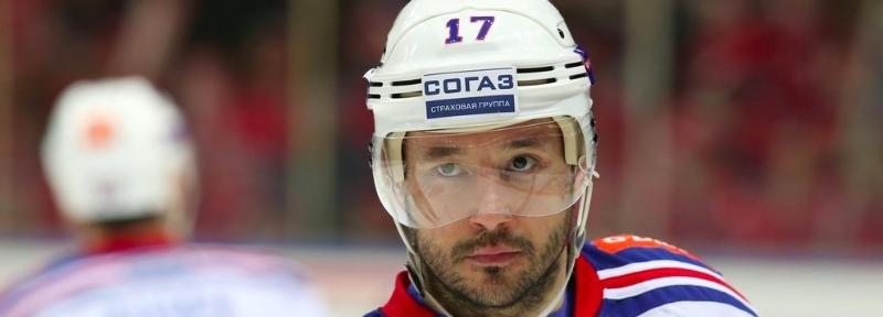 Ковальчук выведен из состава СКА. Хроника событий