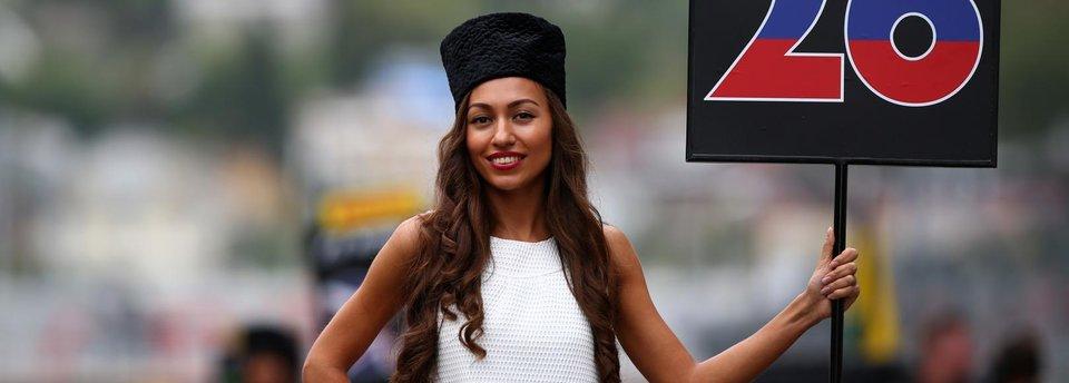 12 главных фотографий Гран-при России