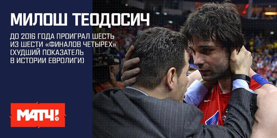 Случайности, которые помогли ЦСКА выиграть Евролигу