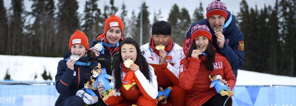 Игры кончились. Герои юношеской Олимпиады, которые уже сейчас готовы выигрывать у взрослых