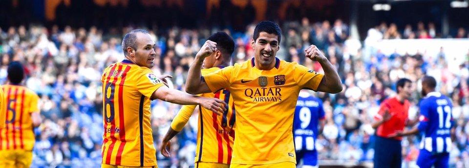 Самая крупная победа «Барселоны» в сезоне
