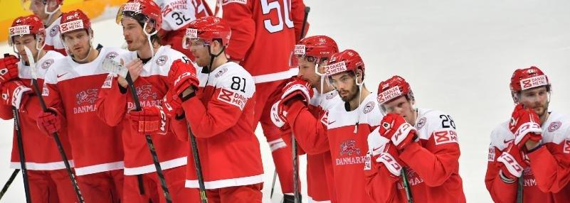 Команда, пропустившая десять шайб от сборной России