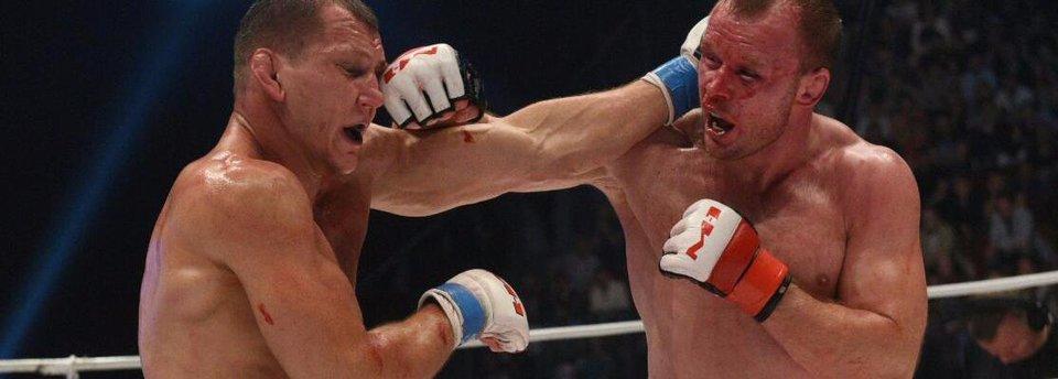«Удастся откачать кровь – хорошо, нет – неделю похожу с синяком». Шлеменко заканчивает бой с гематомой и поясом
