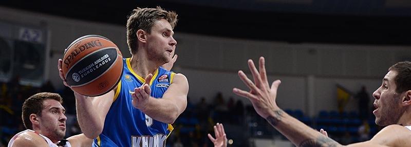 12 трехочковых Вяльцева и новый рекорд посещаемости в «Мегаспорте». События баскетбольной недели