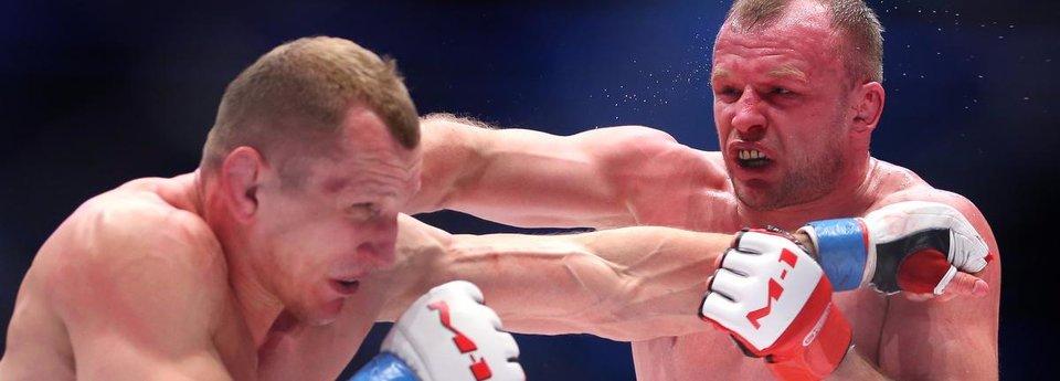 «Я не буду медлить. Не хотел бы драться пять раундов». Шлеменко, Василевский и судья о главном реванше в российских ММА