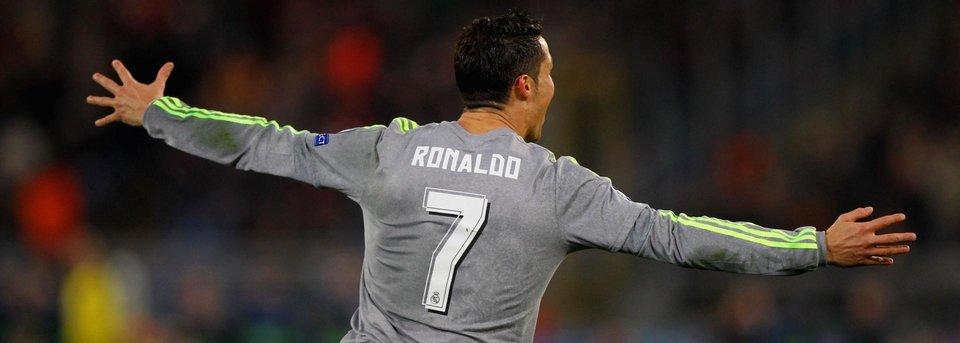 2 касания Роналду, ради которых стоило смотреть матч «Рома» – «Реал»