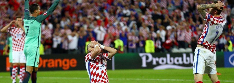 Как самый кошмарный матч Евро-2016 стал самым драматичным