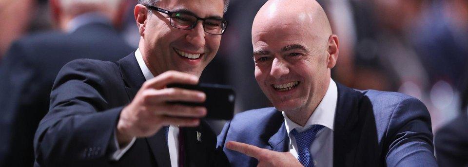 ФИФА избрала Инфантино на пост президента. Как это было