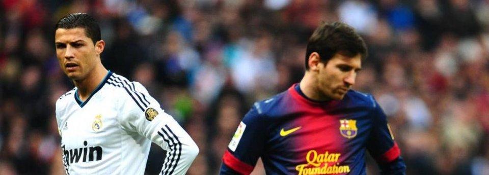 Месси против Роналду и еще 7 дуэлей испанского класико