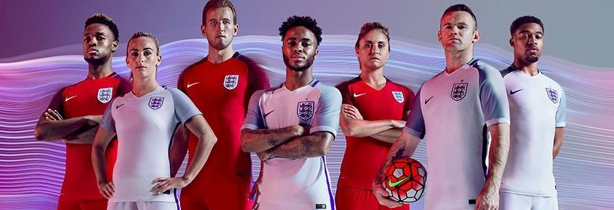 12 новых форм футбольных сборных