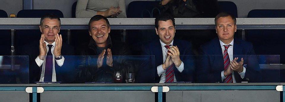 В КХЛ появляется базовый клуб сборной. Пять вопросов о назначении Олега Знарка в СКА