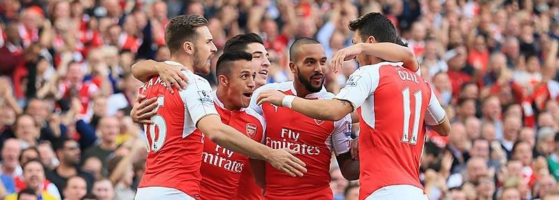 5 причин, почему «Арсенал» выиграет Премьер-лигу