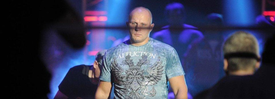 10 текстов «Матч ТВ», которые расскажут все про бой Федора Емельяненко