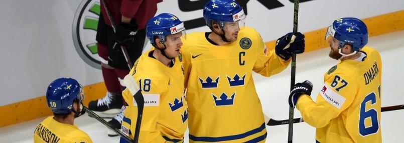 Кого вы знаете в сборной Швеции
