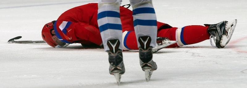 13 кадров с самого печального матча сборной России