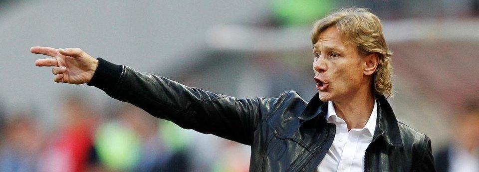 Валерий Карпин: «Сборной нужен российский тренер. Иностранцы уже были – принципиальной разницы нет»