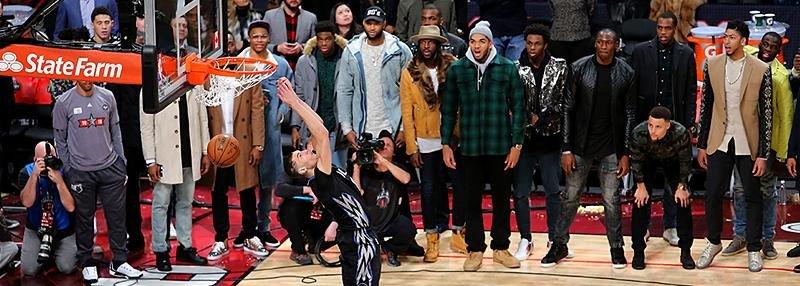 Звездный уик-энд НБА-2016. Лучшее