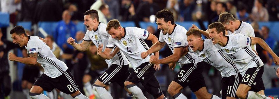 Почему Германия выиграет Евро-2016