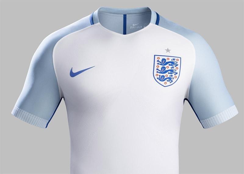 Nike представил новые формы Бразилии, Англии, Франции и других сборных