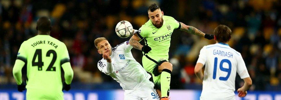 Классный гол Яя Туре и еще 5 эпизодов игры «Динамо» Киев – «Манчестер Сити»