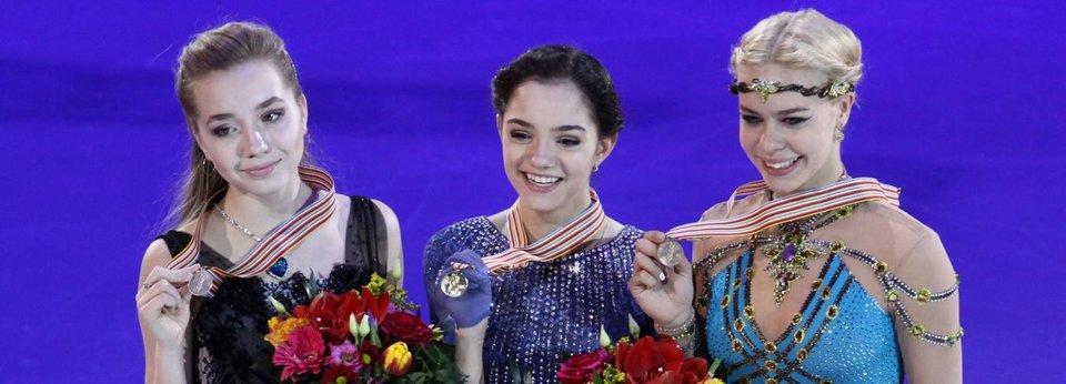 «В ней есть и часть моей души». Как тренер Липницкой воспитала новую чемпионку Европы – Евгению Медведеву
