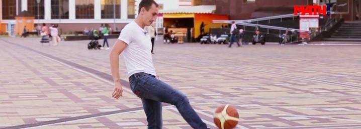 «В баскетболе мне было проще». Игрок «Мордовии», который пришел в футбол из НБА