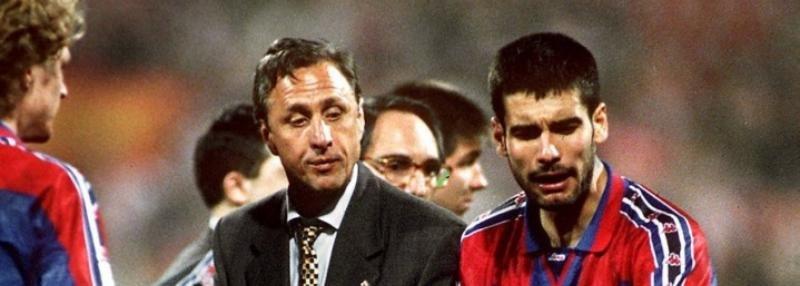 «Йохан сказал то, что не говорил ни один тренер: «Не надо много бегать». Воспоминания российских футболистов о Кройффе