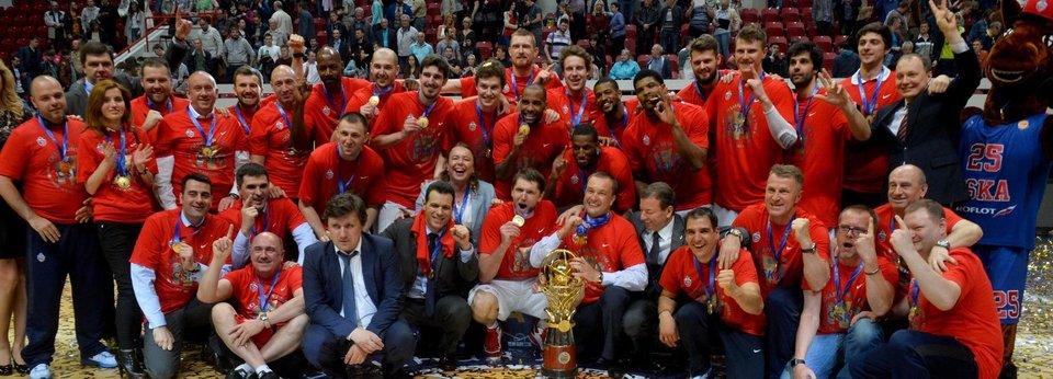 «Хотим еще титулов! Есть какой-нибудь стритбольный турнир?» Как ЦСКА стал сильнейшим клубом России, Европы и лиги ВТБ