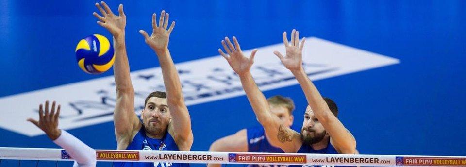 «Не могли подвести женскую сборную». Российские волейболисты вышли на Олимпиаду