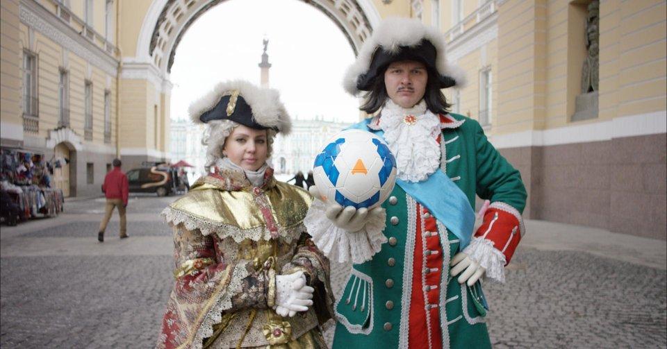 Промо-ролики к возобновлению российского футбольного сезона – с 1 марта на «Матч ТВ»