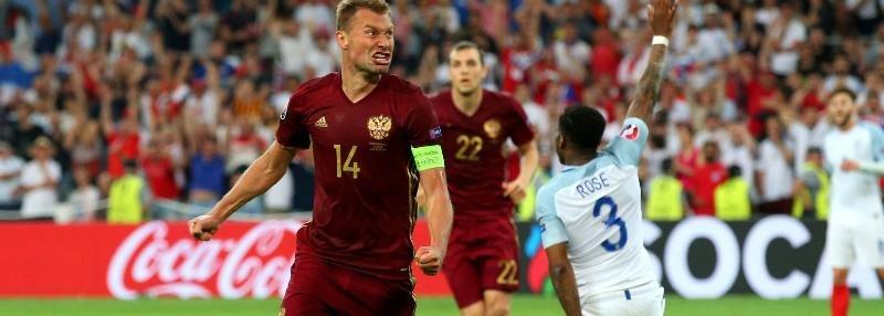 «Так можем только мы. Англия отдыхает». Чудо сборной России в Марселе
