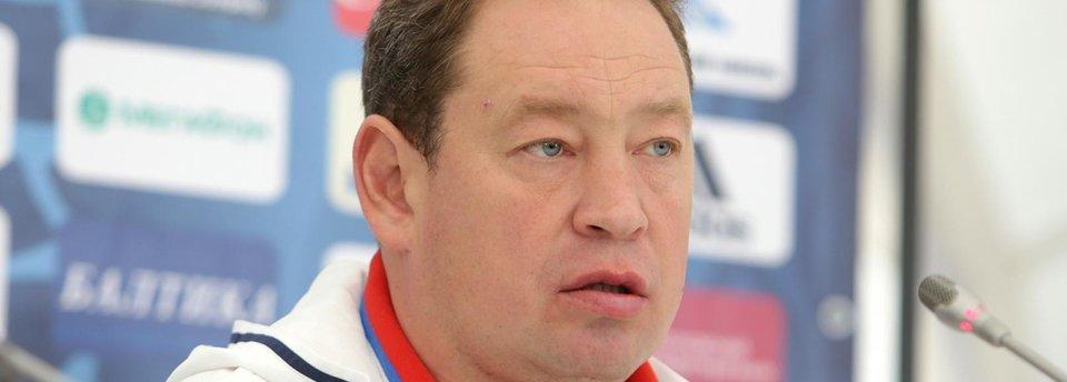 «Наши болельщики не дадут повода для дисквалификации сборной России». Слуцкий и Дзюба перед матчем со Словакией