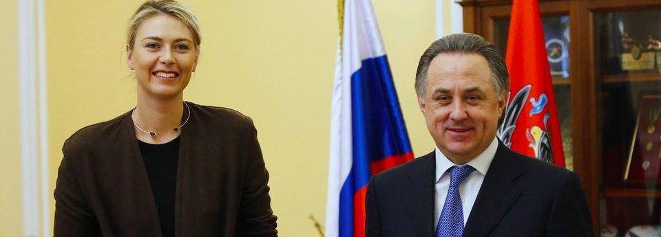 Зачем Мария Шарапова приехала в Москву