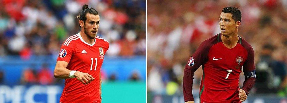 Бэйл против Роналду: чьих футболок на Евро-2016 больше?
