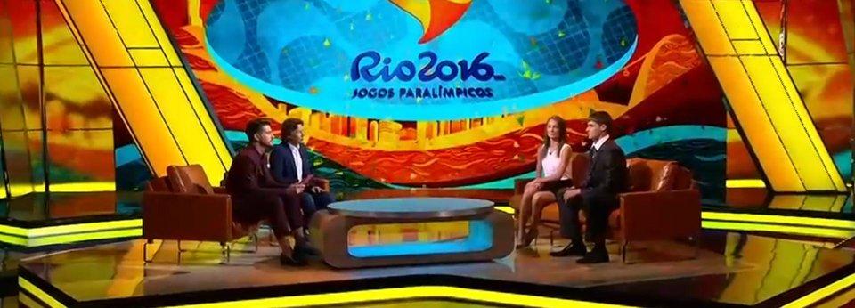 Спецэфир «Матч ТВ» о подготовке сборной России к Паралимпийским играм